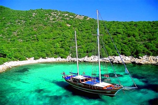 Croisiére Bodrum – Les iles grecques ( Kos- Symi-Rhodes ) – Bodrum 7 nuits / 8 jours