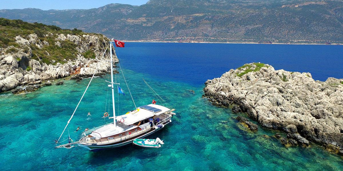 Location bateau Turquie, Bodrum