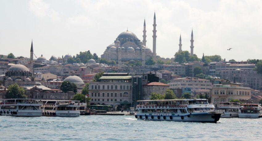 Explorer toute la beauté de Turquie depuis en faisant une croisière